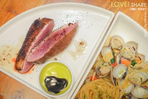 台北 ▌吃義燉飯 小巨蛋旁聚餐餐廳:換新菜色新裝潢其實也很適合約會摟/N訪