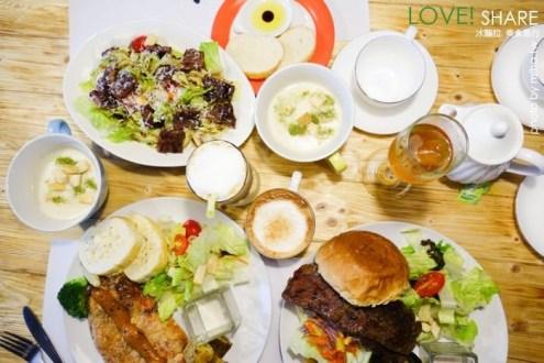 台中》勤美綠園道 C/P值超高好吃平價聚會餐廳: 旅行食光 //暫時歇業