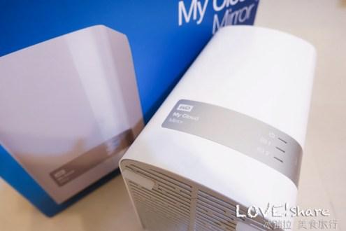 3C》照片備份超簡單 WD My Cloud Mirror家裡就有自己的雲端硬碟