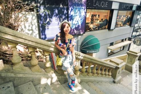香港》中環星巴克冰室角落 唯一有賣菠蘿油的星巴克 真心建議逛逛就好