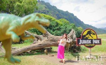 夏威夷》古蘭尼牧場:走入侏羅紀公園電影拍攝主場景 騎馬初體驗