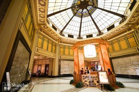 上海 ▌外灘地標和平飯店:值得一訪的飯店博物館導覽 參觀小時代拍攝場景