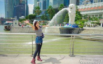 新加坡》必買紀念品&好玩景點:魚尾獅公園、牛車水、小印度區、在地商店