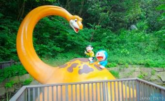 日本》東京藤子不二雄博物館 到漫畫裡找哆啦A夢 交通輕鬆購票指南