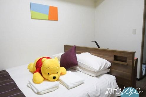 日本》東京上野站住宿Hotel MyStays 簡單乾淨周邊交通和生活機能不錯