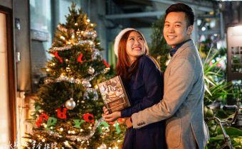 耶誕約會送禮物推薦 #Cadobox禮物體驗禮盒 想要什麼讓收禮者自己選!