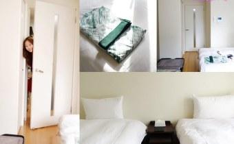 日本》大阪東心齋橋EXE酒店式公寓 便宜交通又方便 走路就到道頓堀商店街