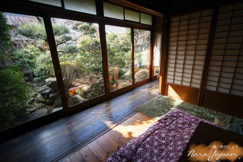 日本》奈良民宿推薦到炸的日式百年古屋Guesthouse Nara Backpackers