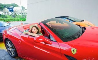 新加坡》駕駛法拉利&藍寶堅尼在F1賽道上不是夢 送給另一半的驚喜