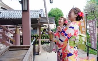 日本》東京和服推薦 #淺草愛和服 含編髮髮飾千元有找且會說中文 /內有折扣碼