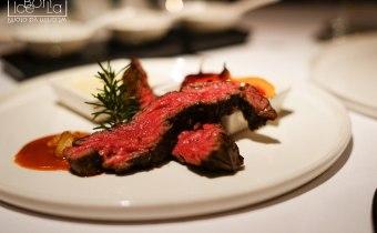 台北》歐華酒店 地中海牛排館「濕式熟成老饕牛排情人節大餐」太美味了