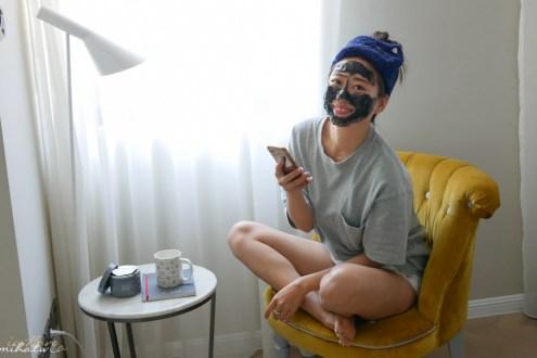 夏日油肌粉刺田剋星「無敵黑凍膜」毛孔吸塵器比妙鼻貼泥面膜更有效