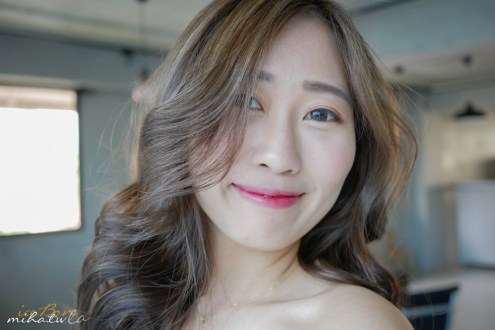 KOMM西華店Cherry 灰霧感歐美挑染髮色 夏天看起來就清爽好整理的質感髮