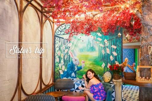 【曼谷咖啡廳攻略】每一間都是攝影棚!11間不同主題的質感cafe拍一下午都不夠