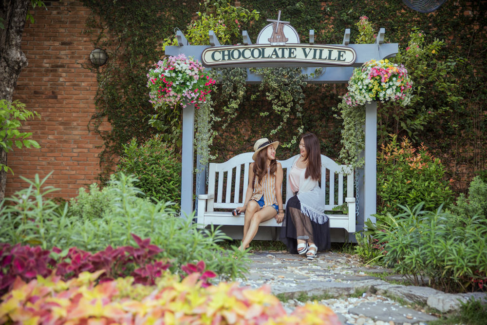 巧克力莊園,Chocolate Ville,曼谷巧克力莊園,曼谷景點,曼谷自由行,曼谷飯店推薦