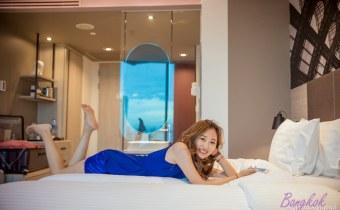 曼谷》2017新開幕Mercure Bangkok Makkasan兩千有找含早餐!超值精品酒店
