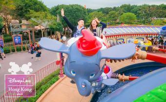 【香港迪士尼攻略】免排隊玩爽爽技巧 過年過節前夕是最好玩又省錢的時間