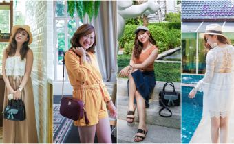 【泰國曼谷穿搭】哪個季節去曼谷最好? 到曼谷玩N次的春夏秋冬穿搭記錄
