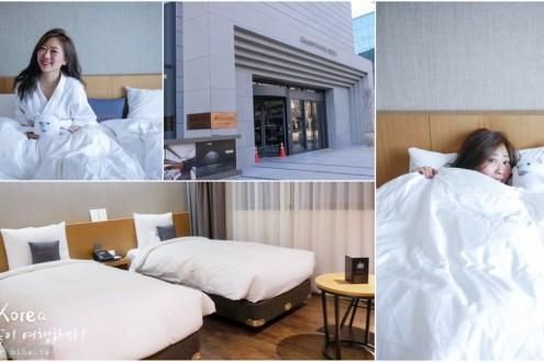 首爾》弘大新開幕飯店 Amanti Seoul Hotel馬緹首爾飯店 周邊好逛交通方便cp值高