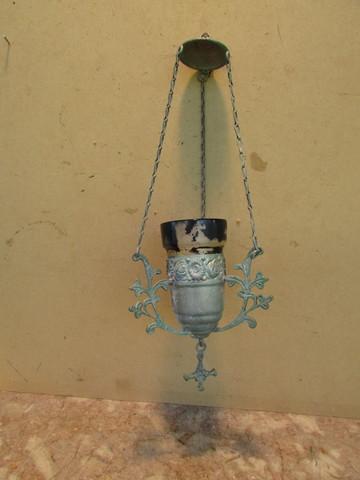 MIL ANUNCIOS.COM - Lamparilla votiva aceite capilla antigua