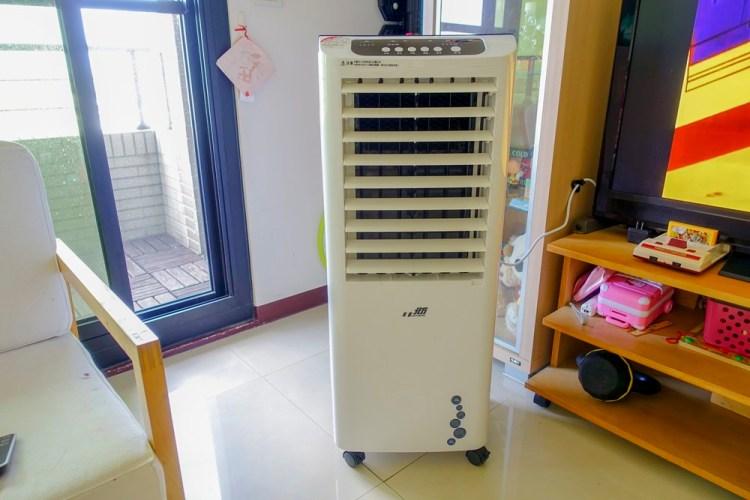 3C開箱│移動式冷卻器好用嗎??北方AC-20020無壓縮機。節能環保