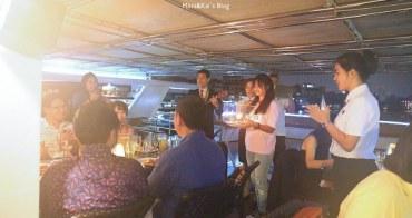 曼谷自由行|曼谷香格里拉晚餐船:邊吃邊欣賞昭彼耶河的夜景,國際級美食饗宴滴加。