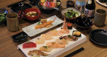 【台南美食】藏也日本料理:頂級握壽司12貫只要590,海膽、和牛、天使紅蝦都上桌,太滿意這次改菜單啦XD