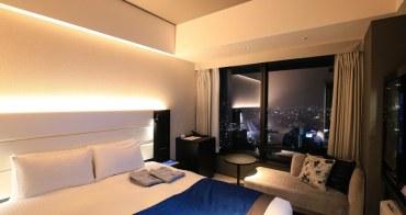 【名古屋住宿推薦】名古屋三井花園酒店:超高樓層雙人房,有View有溫泉。