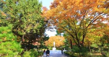 【首爾韓綜景點】江南新沙洞 x 島山公園:秋色超美,雪花秀Sulwhasoo旗艦店順遊