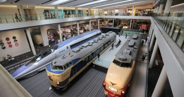 【京都】京都鐵道博物館(附交通):經典列車排排站,超多互動設施,推薦京都親子景點