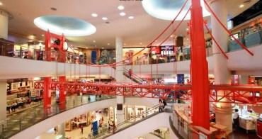 【曼谷景點】Terminal 21 環遊世界百貨:推薦必逛的曼谷百貨,到處充滿創意的購物商城。