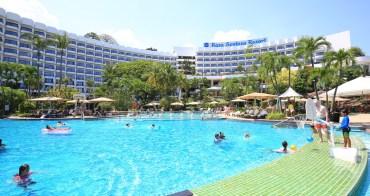 【新加坡】香格里拉聖淘沙度假酒店(附接駁車):推薦新加坡親子飯店!泳池沙灘滑水道
