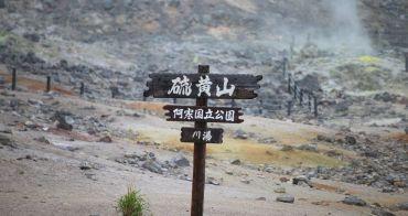【北海道】硫磺山(附Mapcode):道東摩周湖順遊景點,數萬年火山形成的金色地表!