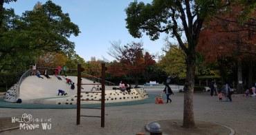 【東京親子景點】行船公園兒童遊園,大型石地溜滑梯,好玩的無料親子公園