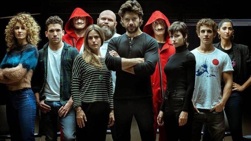 ¡Sorpresa total! La Casa de Papel presenta su nuevo trailer. ¡Mirá quién vuelve a la serie!