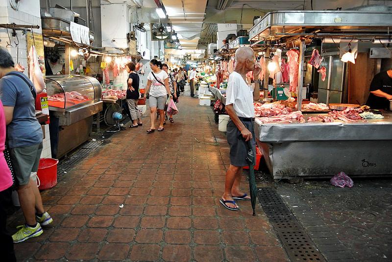 捷運圓山站景點 | 大龍市場 童年回憶 熱鬧的懷舊復古市場