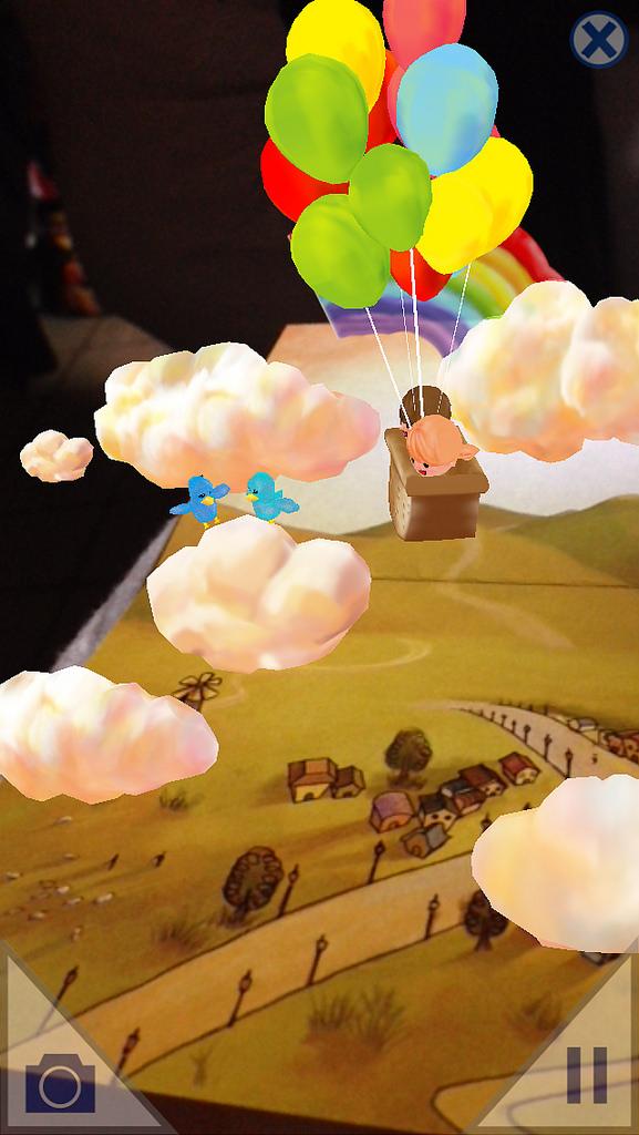 文創app   VisionLens 不在只是一張平凡無奇的卡片 發現3D!創造驚喜!