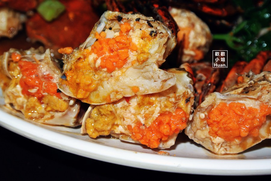 桃園大園美食 | 16號 邱記海產餐廳 竹圍漁港美食 代客料理