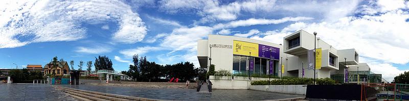 捷運圓山站景點   臺北市立美術館 親子同遊 老少咸宜 展覽活動