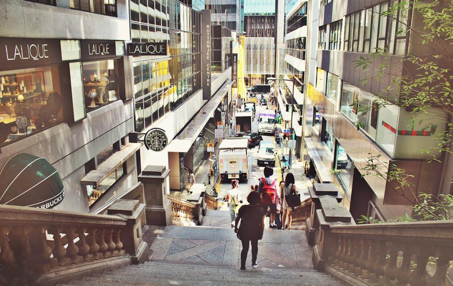 香港中西中環住宿 | 迷你酒店 Mini Hotel 蘭桂坊 酒吧 夜店 太平山夜景
