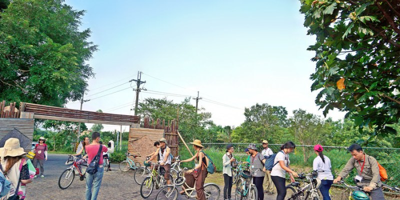 花蓮部落新美學 一起手砌加灣 重砌失落神社 尋訪耆老記憶 第一天記錄