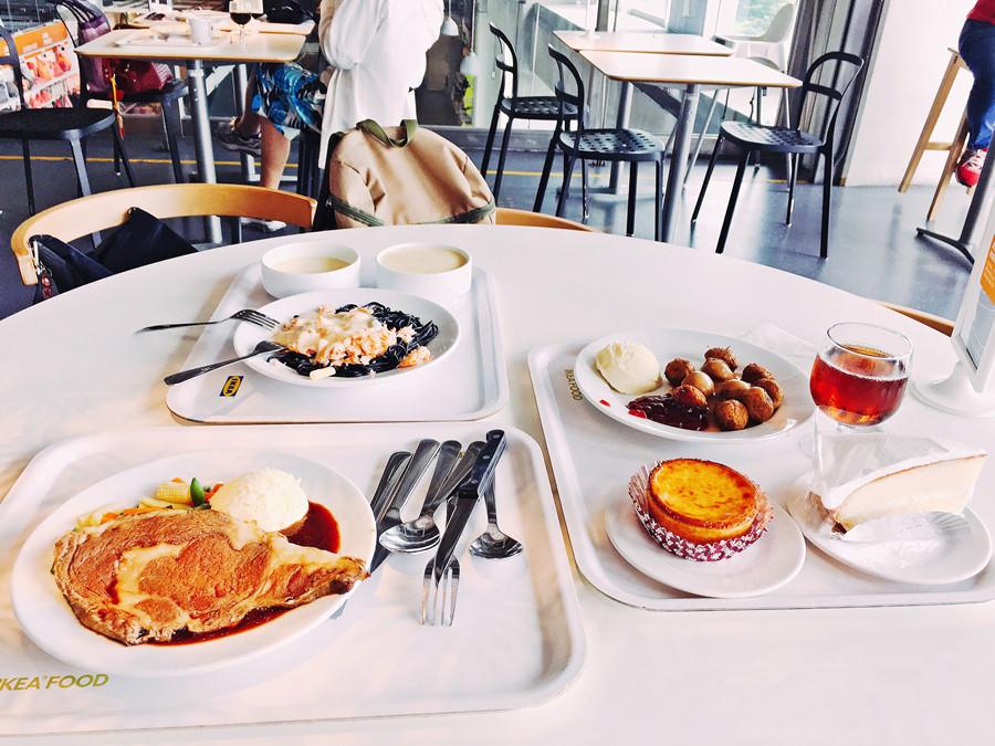 捷運頭前庄站美食 IKEA 宜家家居 新莊店 瑞典美食餐廳 瑞典小龍蝦派對