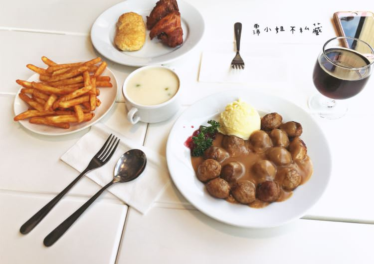 台中南屯美食 IKEA 宜家家居 台中店 免費停車 瑞典異國美食 早餐 下午茶 晚餐就超美味 不限時間 無低消 親子餐廳