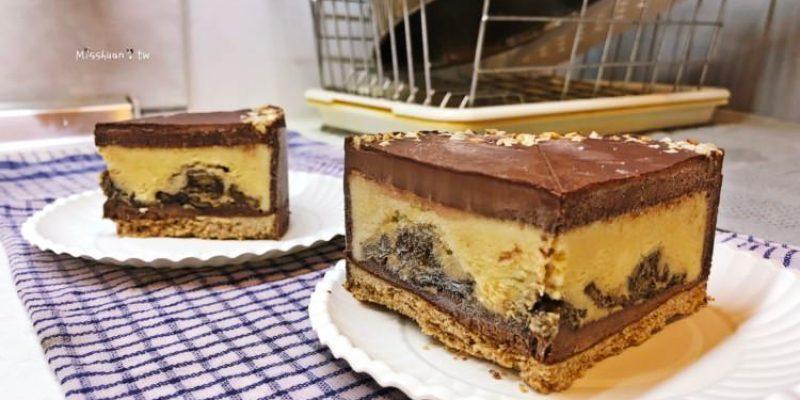 團購美食 品好乳酪蛋糕 貝禮詩香蕉生巧 100%北海道乳酪使用 安心食材 凍的涼的都好吃 自用送禮都適合