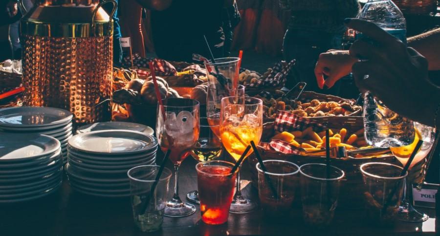 台中潭子景點美食 勝利夜市 營業一四六 在地小吃攤滿滿好料 夜貓子宵夜好去處
