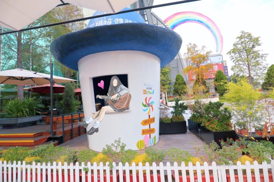 台中大雅景點 伊莎貝爾數位烘焙體驗館 觀光工廠 手作餅乾下午茶 親子旅遊 DIY體驗
