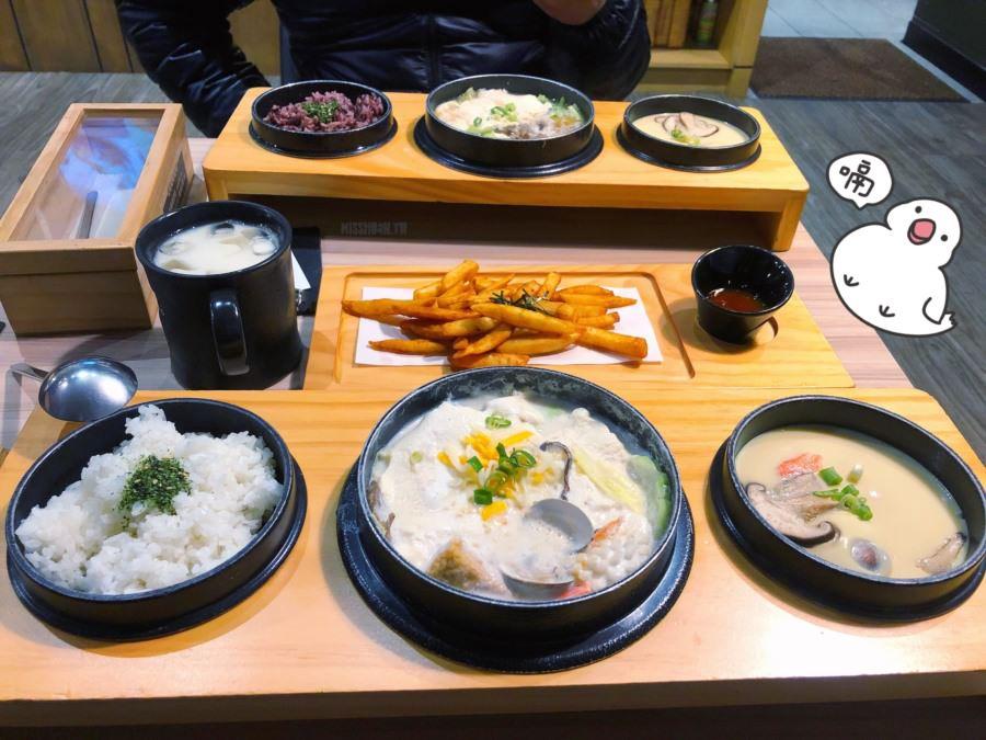 台中潭子美食 天利食堂 潭興店 傳承阿公80年老店對食材的堅持 日本家庭常見料理 烏龍 豆腐鍋 咖哩 拉麵 丼飯
