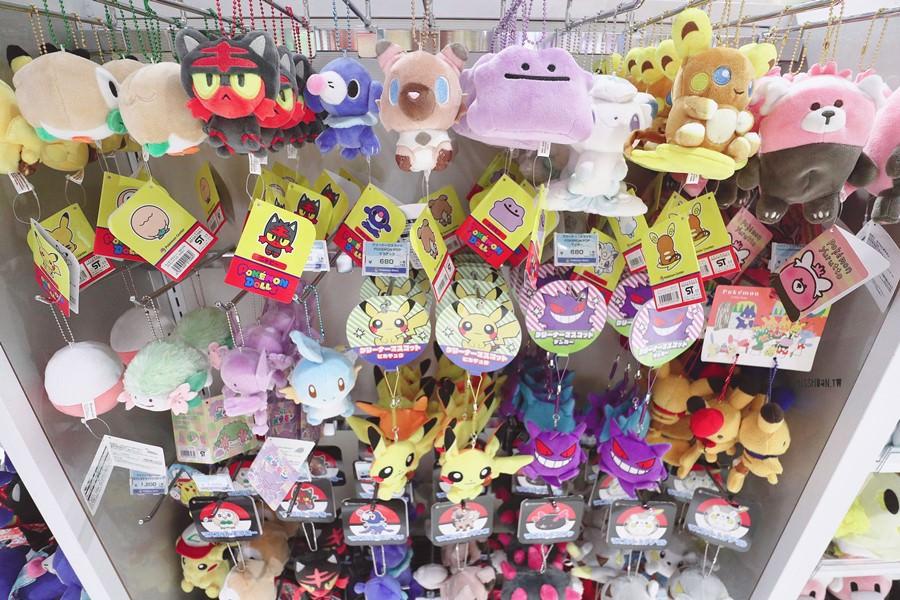 沖繩 AEON MALL 永旺夢樂城 來客夢 超大!超好逛!購物中心 吃喝玩樂齊全 免費停車場 POKEMON商店 親子同遊