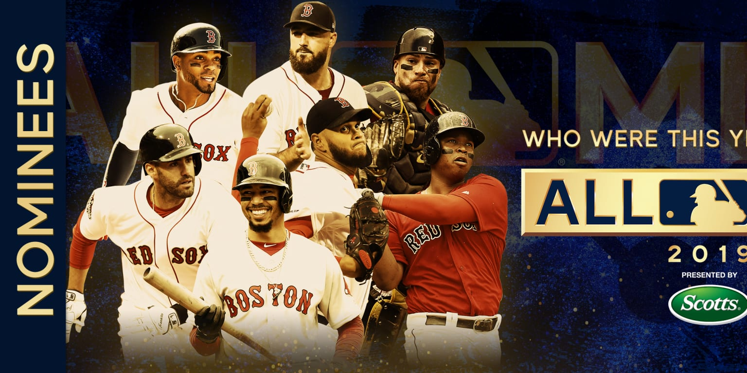 Red Sox All Mlb Team Vote