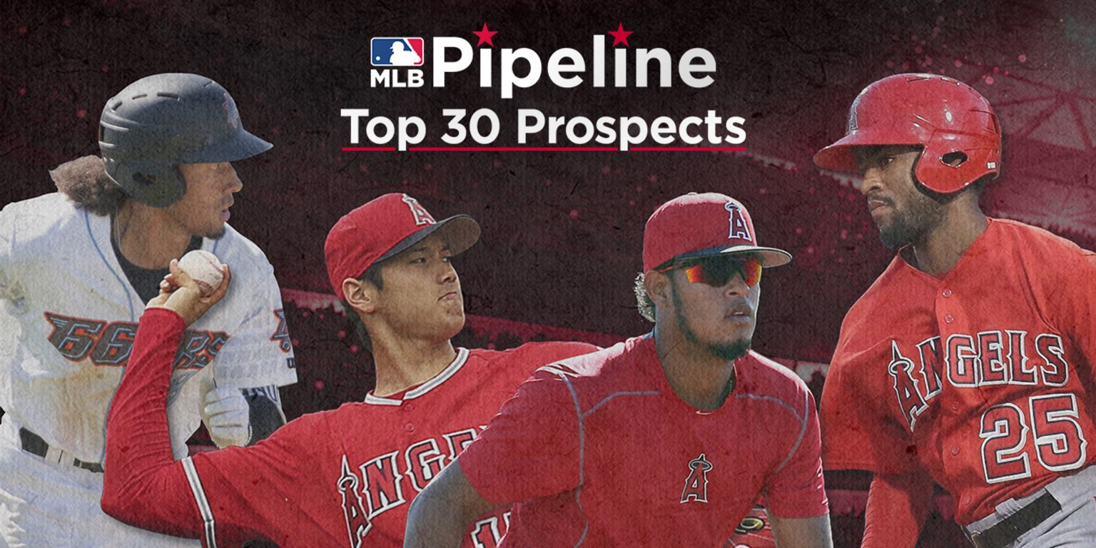 Los Angeles Angels Top 30 Prospects List